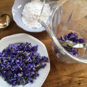 Lavendel verarbeiten