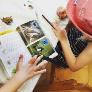 Journaling mit Kindern